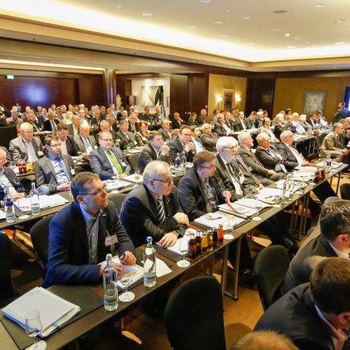 Die Mitgliederversammlung in Hamburg fand unter besonders hoher Beteiligung der rbv-Mitglieder statt. Foto: rbv