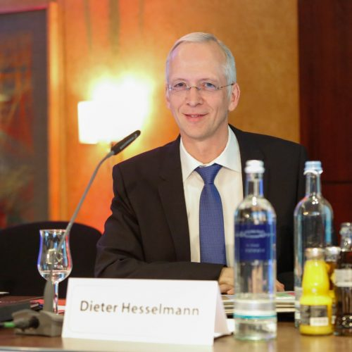 rbv-Geschäftsführer Dieter Hesselmann. Foto: rbv