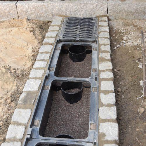 Konstruktive Verbesserung: Die AFS-Fracht von jährlich ca. 50 bis 100 g pro m2 angeschlossener Fläche verteilt sich außerhalb des zentrisch integrierten Zylinders, der als Reservefläche für Starkregenereignisse dient. Foto: Funke Kunststoffe GmbH