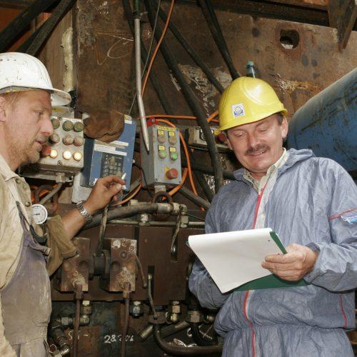 Innerhalb der RAL-Gütesicherung Kanalbau besuchen Prüfingenieure die Baustellen der Gütezeichen führenden Unternehmen. Foto: Güteschutz Kanalbau