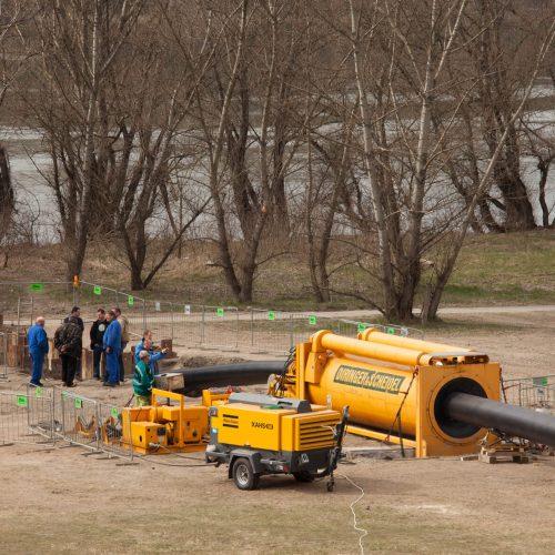 Der Einsatz auf der ungarischen Donauinsel Tahitótfalu war für die Experten der D&S Rohrsanierung mit Herausforderungen verbunden, die nicht alltäglich waren.   Foto: DIRINGER&SCHEIDEL ROHRSANIERUNG