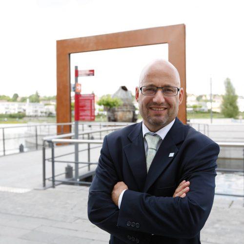 Für Dr.-Ing. Christian Falk, Technischer Leiter der Stadtentwässerung Dortmund, stellt Kanalsanierung eine Ewigkeitsaufgabe dar. Foto: Güteschutz Kanalbau