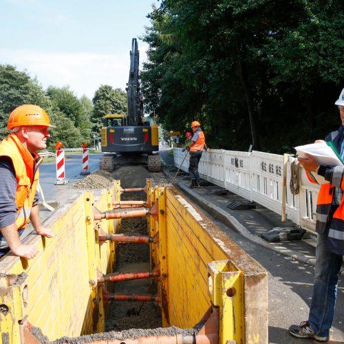 Im Fokus: Die Qualitätssicherung von Kanalbaumaßnahmen hat einen besonders hohen Stellenwert. Foto: Güteschutz Kanalbau