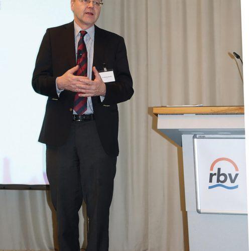 Für Dietrich Gerstein ist Deutschland LNG-Entwicklungsland. Foto: rbv