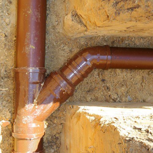 Hervorragende bautechnische Eigenschaften: Sämtliche Formteile sind in wandverstärkter Ausführung lieferbar. Foto: Funke Kunststoffe GmbH