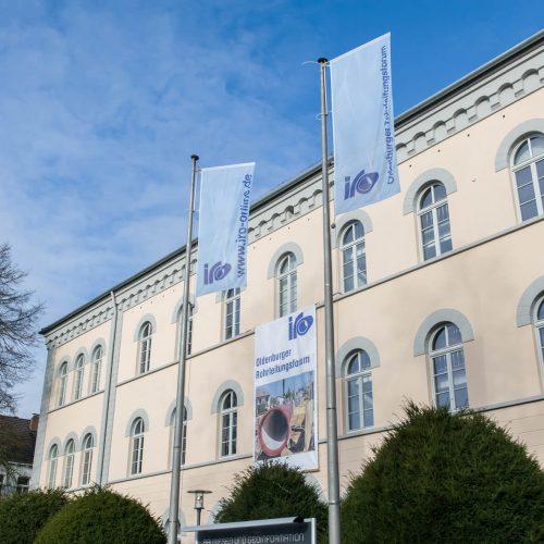 """""""Rohrleitungen in digitalen Arbeitswelten"""" lautet das Motto des 31. Oldenburger Rohrleitungsforums, das am 9. und 10. Februar 2017 auf dem Gelände und in den Räumen der Jade Hochschule stattfinden wird.  Foto: iro"""