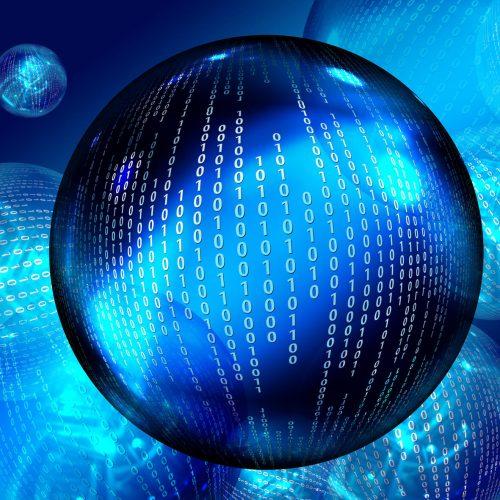 Die digitale Revolution verändert die Welt – Industrie 4.0 und Cloud Computing ist in der Ver- und Entsorgungsbranche angekommen. Foto: