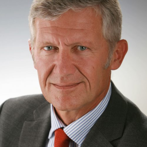 Sieht Chancen und Risiken bei der Digitalisierung; Prof. Dr.-Ing. habil. Gerd Buziek.  Foto: Buziek