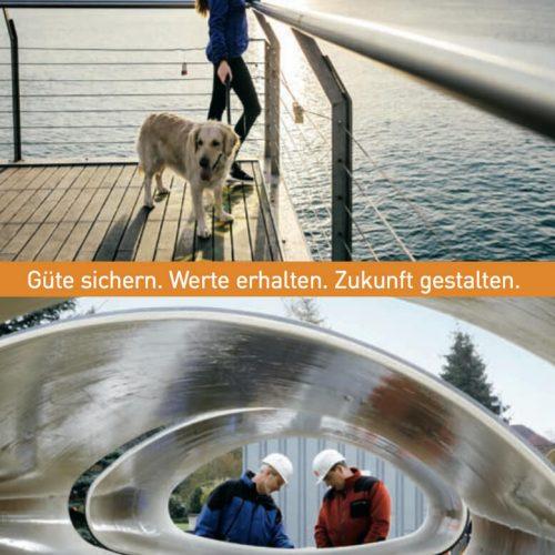 Der Jahresbericht 2016 dokumentiert die positive Entwicklung und die vielfältigen Aktivitäten der Gütegemeinschaft Kanalbau. Foto: Güteschutz Kanalbau