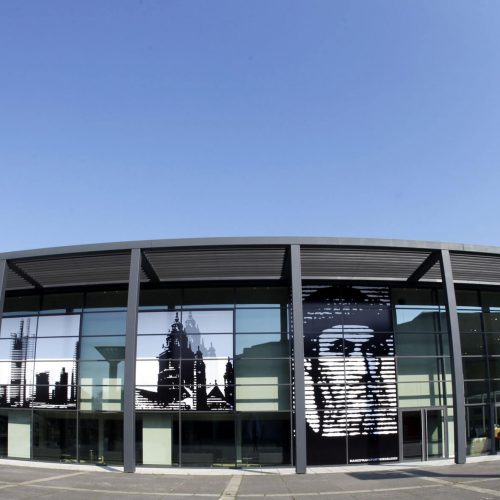In der Rheingoldhalle in Mainz finden am 4. und 5. April 2017 der 15. Deutsche Schlauchlinertag und der 6. Deutscher Reparaturtag statt.  Copyright: mainzplus CITYMARKETING GmbH