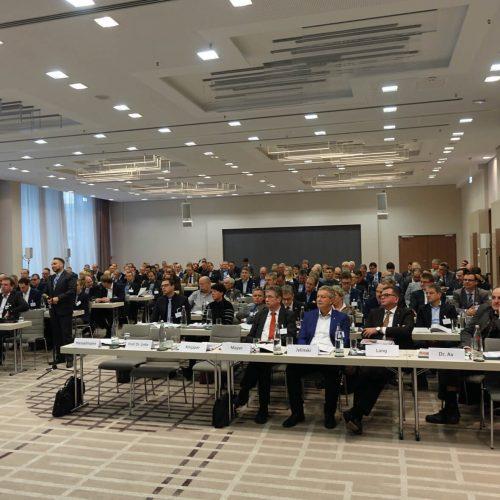Rund 150 Mitglieder nahmen an der 24. Auflage der Tagung Leitungsbau teil. Foto: Rohrleitungsbauverband