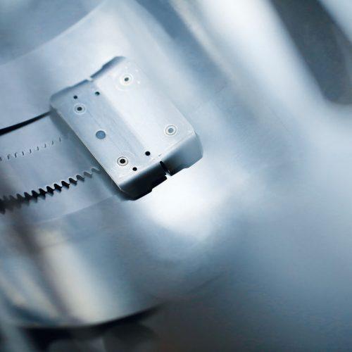 Die Innendichtmanschetten mit verbessertem und patentiertem Arretierungsmechanismus kommt bei den Produkten Pipe-Seal-Fix, Pipe-Seal-Flex und Pipe-Seal-End zum Einsatz. Bei Pipe-Seal-Flex verfügt die Dichtungsinnenmanschette zusätzlich über einen verformbaren Zwischenabschnitt gemäß deutschem Gebrauchsmuster Nr. 20 2013 103 336 7.  Foto: Pipe-Seal-Tec