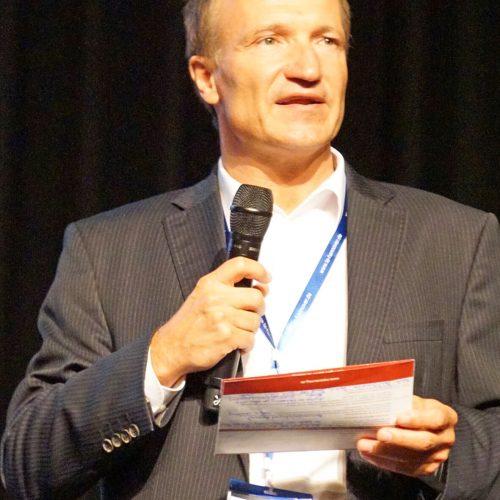 Auch für Michael Hippe ist das Konzept, die beiden Branchen-Highlights zusammen stattfinden zu lassen, voll aufgegangen. Foto: TAH