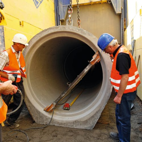 Neben der fachgerechten Ausführung der Maßnahmen beeinflussen die Ingenieurleistungen wie Planung, Ausschreibung und Bauüberwachung das Ergebnis von Kanalbaumaßnahmen. Foto: Güteschutz Kanalbau