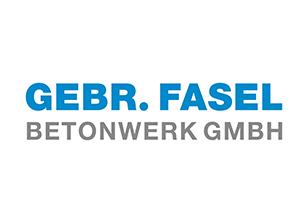 Gebr. Fasel Betonwerk GmbH - Doppelt zuverlässig und stabil