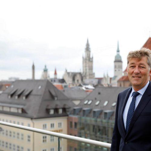 Gerhard Würzberg setzt bei Bauausführung, Ausschreibung und Bauüberwachung auf Gütesicherung Kanalbau. Foto: Güteschutz Kanalbau