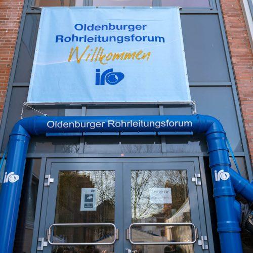 """""""Rohrleitungen – Innovative Bau- und Sanierungstechniken"""" lautete das Motto des diesjährigen Forums. Foto: iro/michaelstephan.eu"""