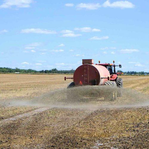 Ein kritischer Aspekt unserer Wasserversorgung ist die Überdüngung in der Landwirtschaft und der mögliche erhöhte Eintrag von Nitrat ins Grundwasser. Greift die neue Düngemittelverordnung zu kurz? Foto: pixabay