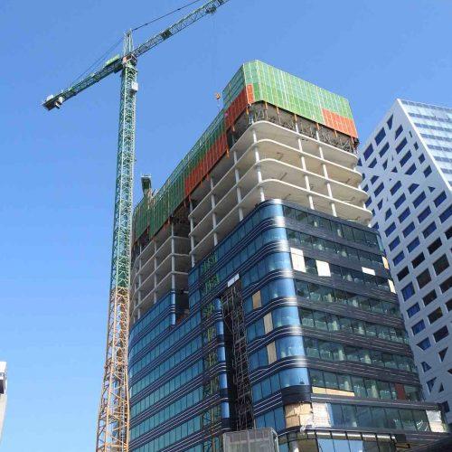 Das WTC Utrecht wurde im September 2018 eröffnet. Foto: ULMA