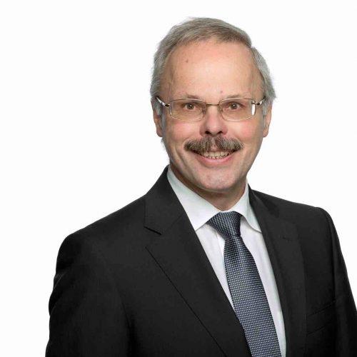 Dipl.-Ing. Otto Schaaf, Vorstandsmitglied der Gütegemeinschaft Kanalbau. Foto: Steb Köln / Bettina Fürst-Fastré