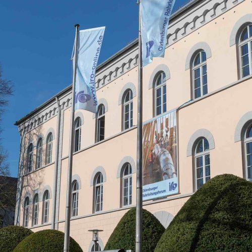 """Oldenburger Rohrleitungsforum 2020: Bei der 34. Auflage dreht sich vieles um """"Rohre und Kabel – Leitungen für eine moderne Infrastruktur"""". Foto: iro"""