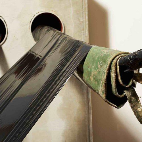 Wrap Tech Solution, Wickelpacker für die Sanierung kabelbelegter Rohre. Foto: HD-Sanierungstechnik GmbH