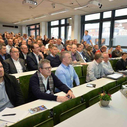 Fünf thematische Handlungsstränge mit insgesamt 30 Vortragsveranstaltungen bildeten traditionell das Grundgerüst des zweitägigen Forums. Foto: iro/Hauke-Christian Dittrich