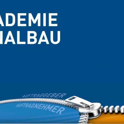 AKADEMIE KANALBAU: Die Online-Plattform bietet Mitgliedern der Gütegemeinschaft Kanalbau Angebote zur Qualifizierung des Fachpersonals. Foto: Güteschutz Kanalbau