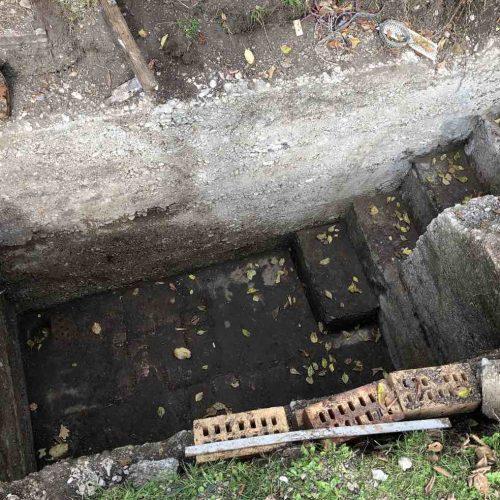 Ein altes Kellergewölbe bot ausreichend Platz für den Einbau einer KS-Bluebox®. Foto: Funke Kunststoffe GmbH