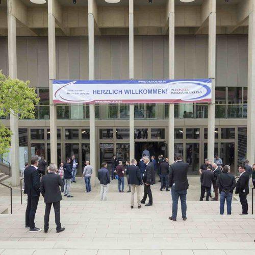 Zurück zur Normalität? Am 14. und 15. September 2021 sollen im Kongress Palais in Kassel der 19. Schlauchlinertag und der 10. Reparaturtag stattfinden. Foto: TAH