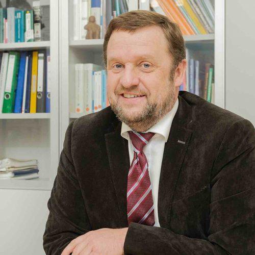 Prof. Dipl.-Ing. Thomas Wegener geht als Vizepräsident der Jade Hochschule in Ruhestand. Foto: iro/Michael Stephan