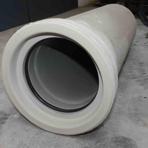 FABEKUN® – eine gute Kombination, die sich bewährt hat: außen Beton und innen Kunststoff. Foto: Gebr. Fasel Betonwerk