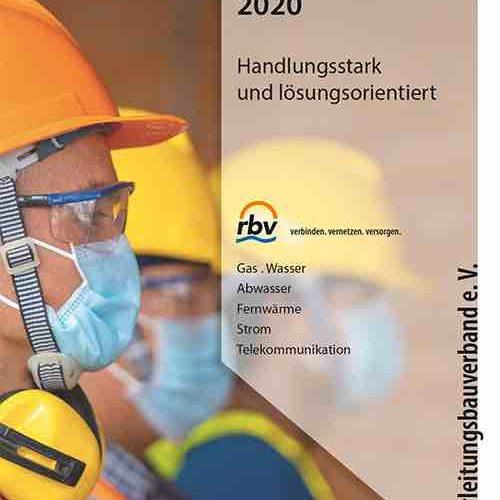 Allen Interessenten steht der Jahresbericht auf der rbv-Website zum Download zur Verfügung: https://bit.ly/2Q5NvXF Abb.: rbv