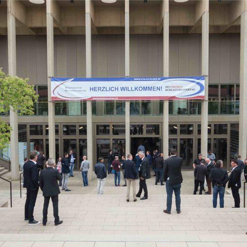 Dieses Mal hybrid: Am 14. und 15. September 2021 finden im Kongress Palais in Kassel der 19. Schlauchlinertag und der 10. Reparaturtag statt. Die Teilnehmer entscheiden, ob sie vor Ort oder online dabei sein wollen. Foto: TAH