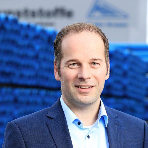 Timo Langer möchte die Marktposition von Funke festigen und ausbauen. Foto: Funke Kunststoffe GmbH